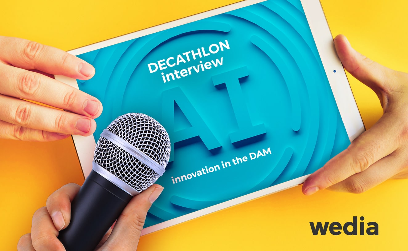 interview Decathlon DAM & AI