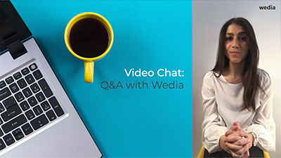 Video Chat: Wedia - Driving channel