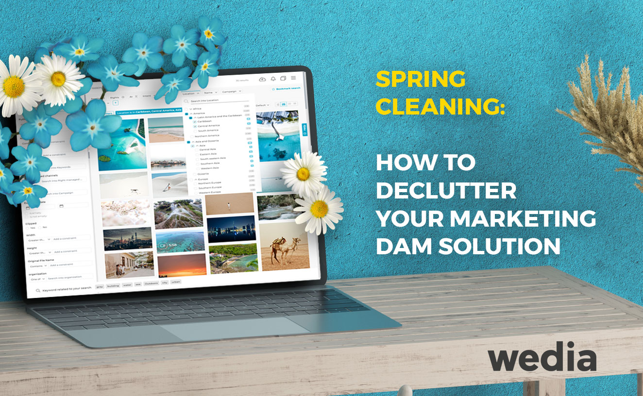 How to declutter your DAM