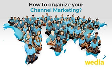 Wedia - Blog: Channel marketing: how to maintain brand control while encouraging local marketing initiatives